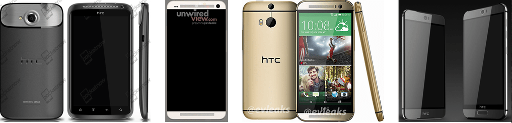 HTC M9 and HTC M9 Plus official leaked photo