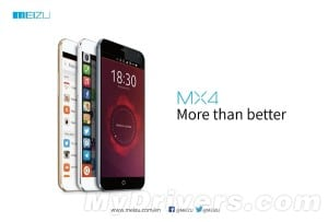 Meizu MX4 with Ubuntu Touch will come at MWC