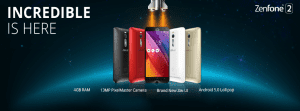 Asus Zenfone 2 Launch in India: all specs and prices from the event.