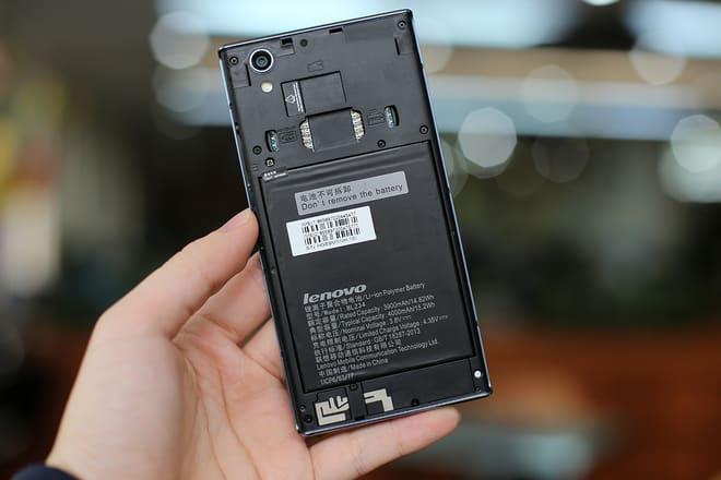 Lenovo P70 unboxing: Enduring Battery, Good Performance