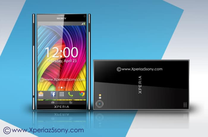 Sony Xperia Z5 leaking: exclusive design with powerful specs