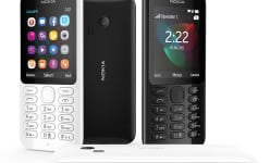Nokia 222 feature phone: both a phone & MP3-player for PHP 1.7k