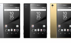 Sony Xperia Z5 and Z5 Premium will cost up to PHP 50K?