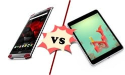 Acer Predator 6 VS Nokia N1: Gaming phablet VS Legend tablet