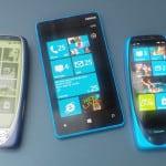 Nokia 3310 and Ericsson T28S smartphones