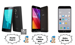 Top 6 Android smartphone for PHP 10K in November: 5000 mAH, 13MP, 4G LTE