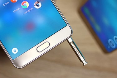 SamsungGalaxyNote5SPenejected