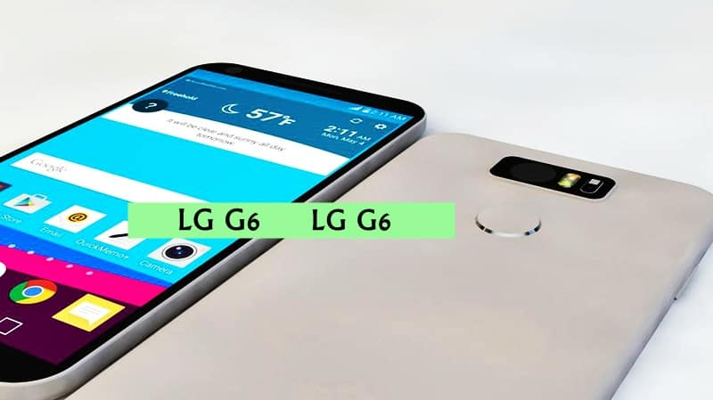 LG G6 leaked in a gorgeous design with Snapdragon 830 chip ...