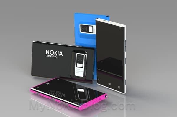 Nokia 1001 Pureview