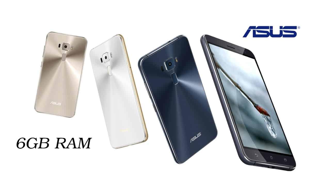 Smartphone terbaik Asus