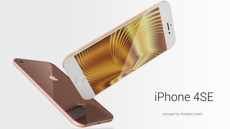 Apple iPhone 4SE