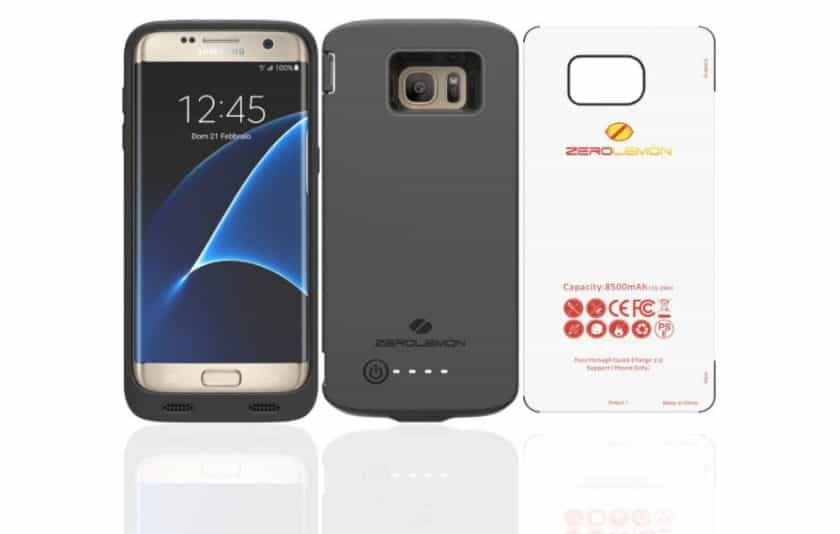 galaxy s7 edge battery increased to 8 500 mah thanks to