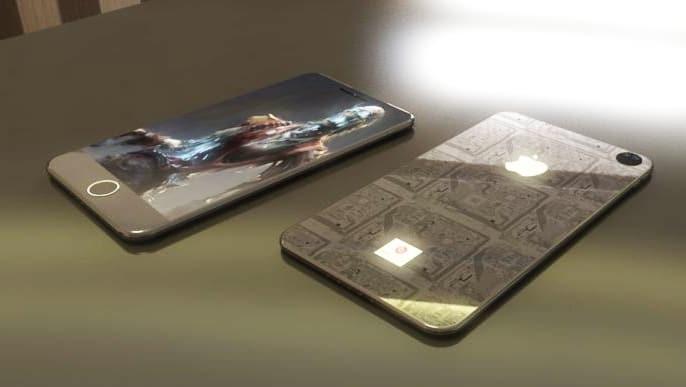 Desain Apple iPhone 7cs