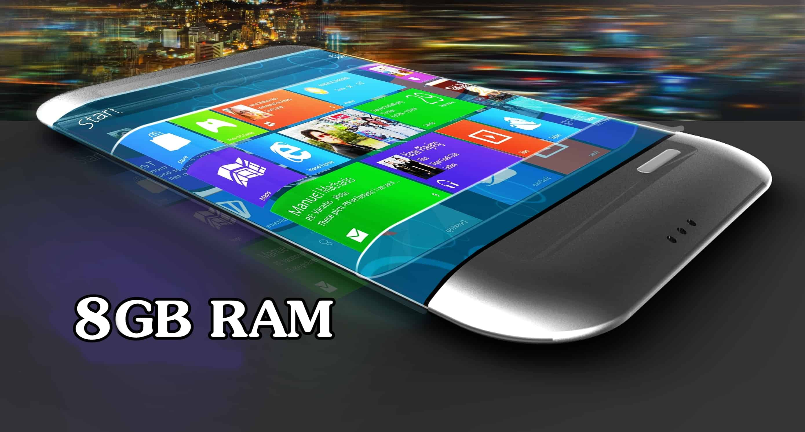 8GB RAM smartphone is an upcoming disaster?