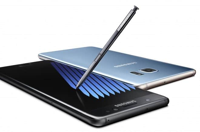 Samsung Galaxy note 7 S Pen: the best Stylus smartphone