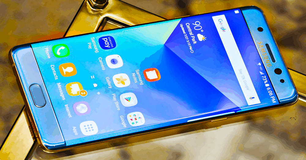 Samsung Galaxy Note 7 Launch Today 5 7 Inch 4gb Ram