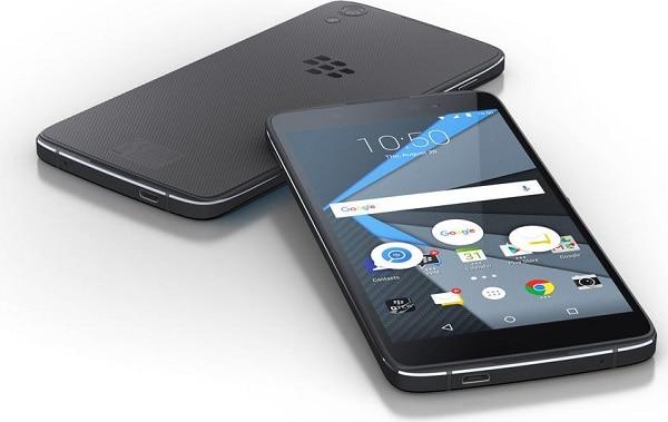 Samsung Galaxy On Nxt vs BlackBerry DTEK 50
