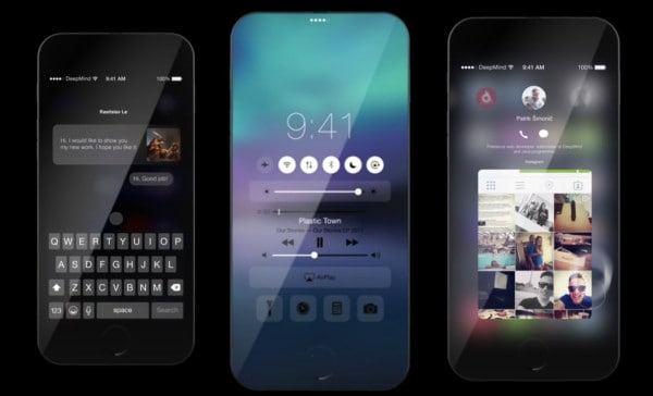 iOs 10 and iOs 9 : differences