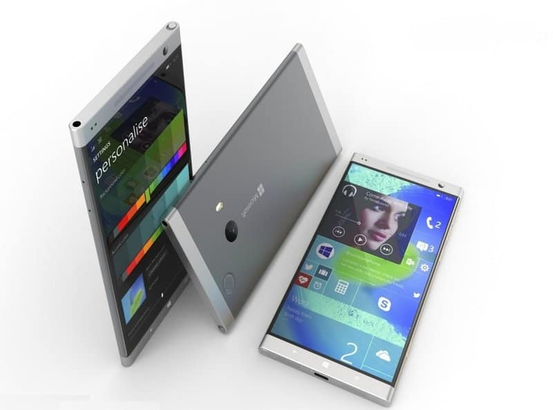Lumia Windows phones
