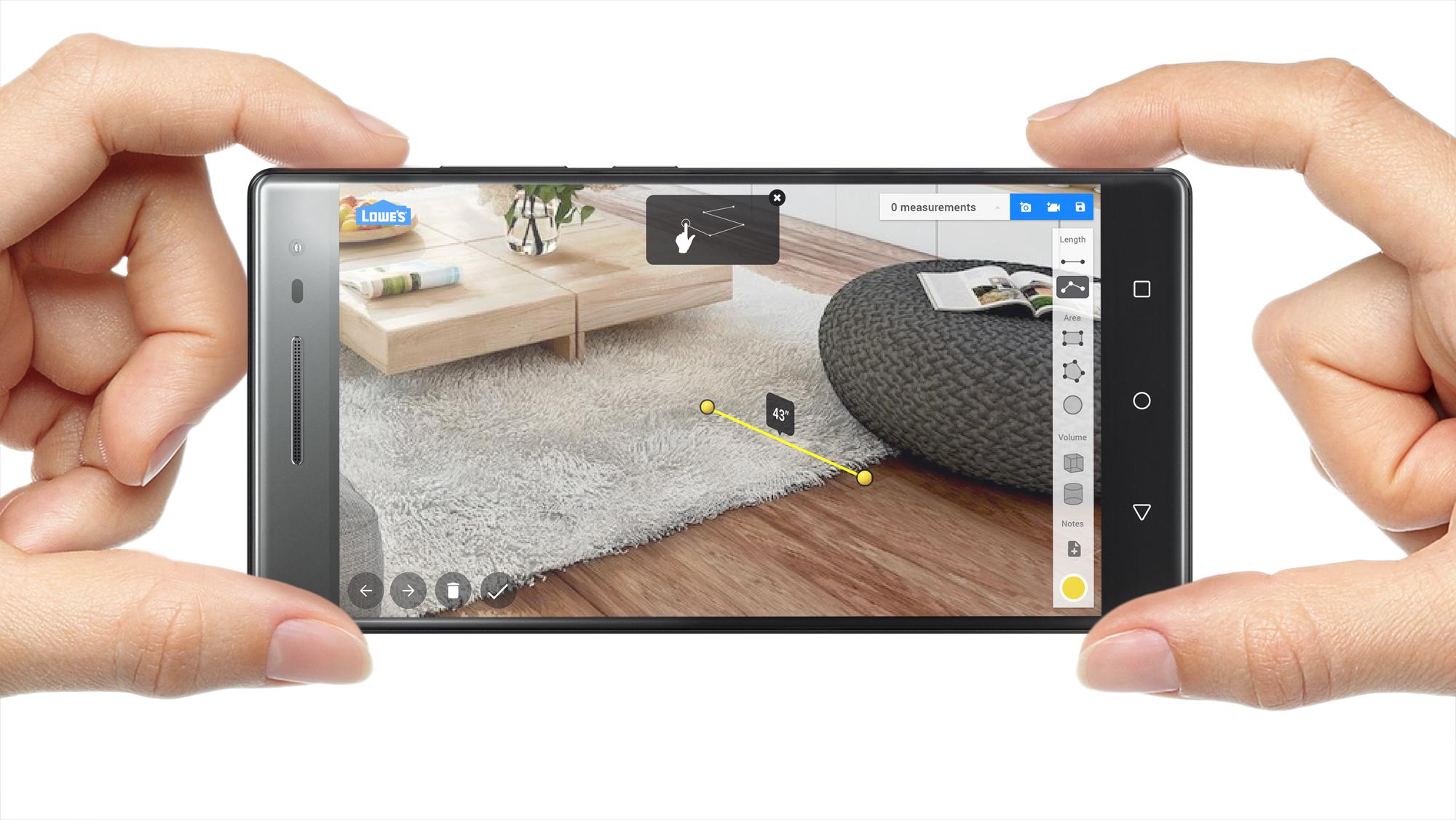 4GB RAM smartphones with 16MP camera