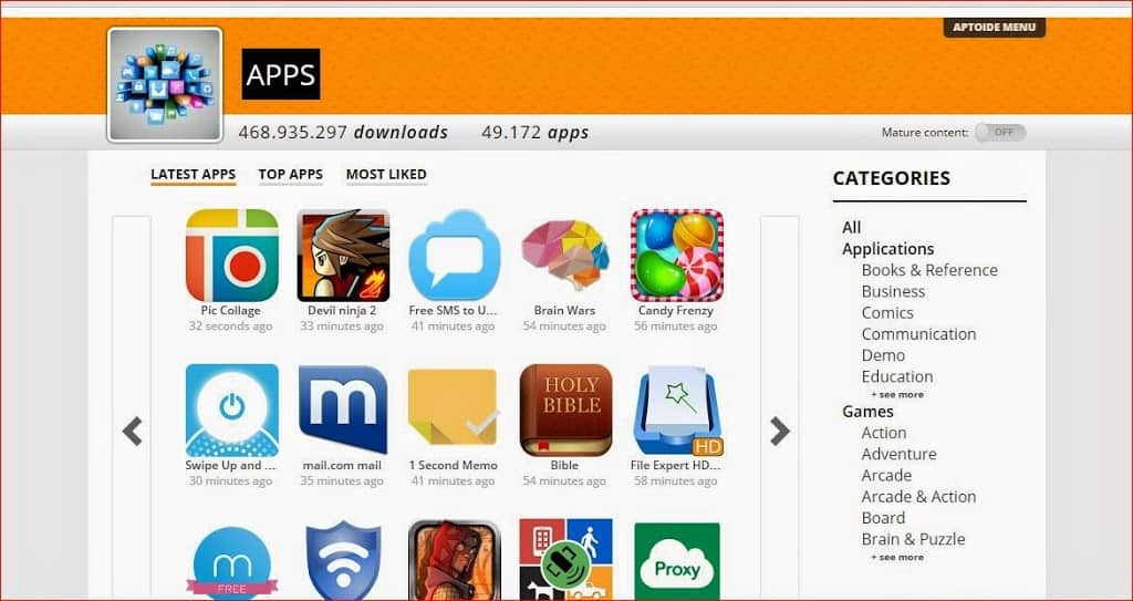 Alternative Android App Stores Advantages And Risks