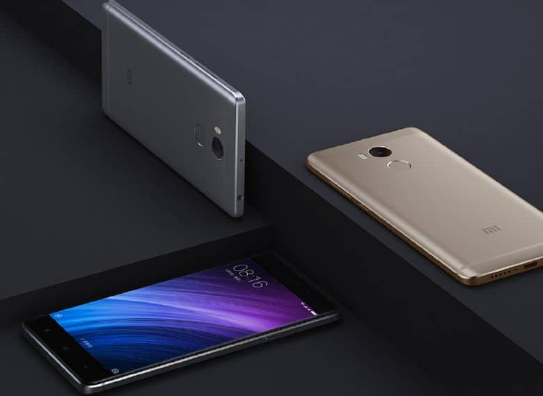 3 Xiaomi Redmi 4 launched: Only from $75 ~ Rs. 5000 ...