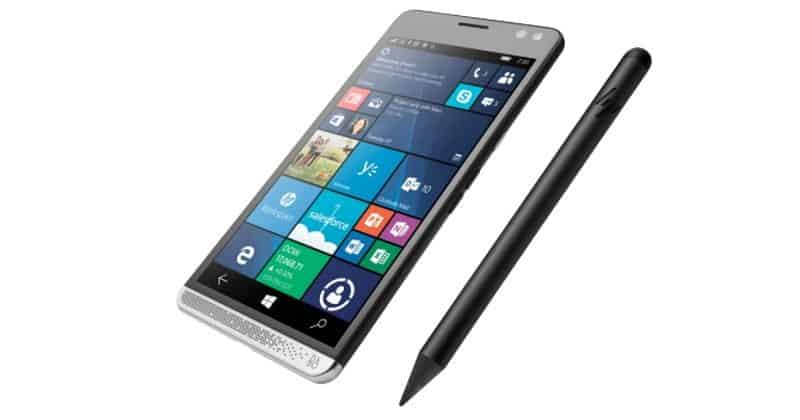 Nokia Snow vs HP Elite x3
