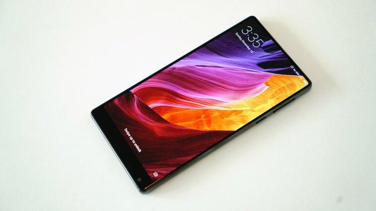 Xiaomi Mi Mix vs Lenovo Zuk Edge