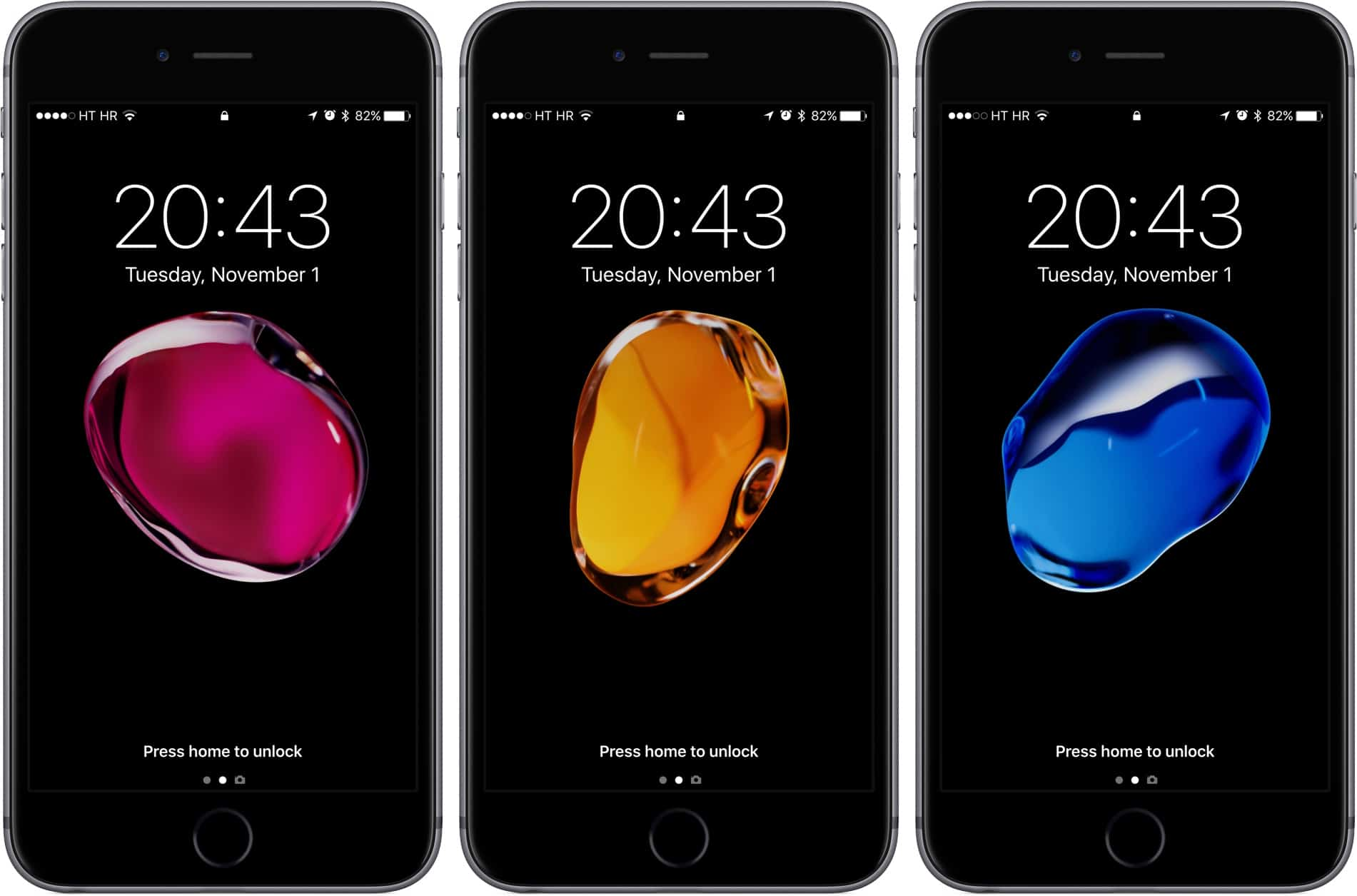 iOS 10 2 beta 1 Wallpapers iPhone screenshot 002