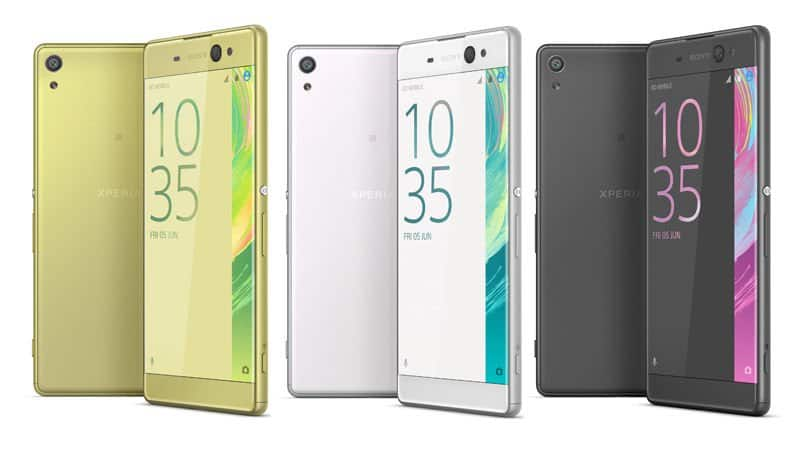 Best Sony phones with 20MP+ camera 2