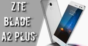 Asus Zenfone 3 Zoom vs ZTE Blade A2 Plus