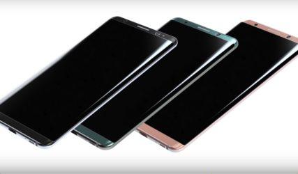 Sony Xperia XZ 2 rivals