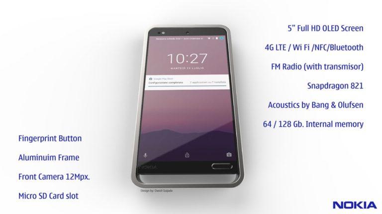 Nokia 12 Concept Phone: A Classic Design