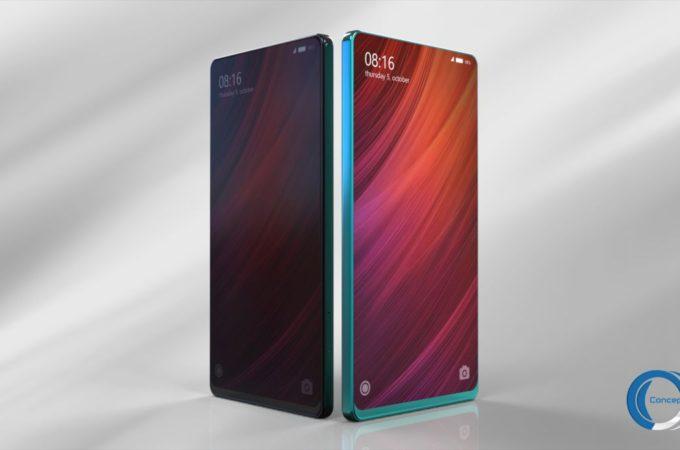 Xiaomi Mi Mix 2 is finally here: Bezel-less display