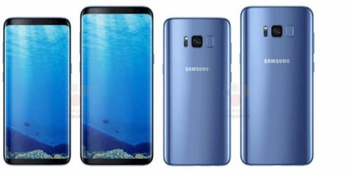 Samsung's Galaxy S8 and S8+ go on pre-order
