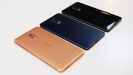 Cutting-edge Nokia 5