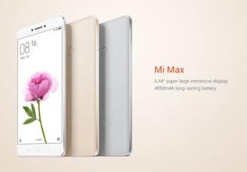 Top 4000mAh Xiaomi phones