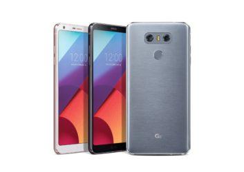 LG G6 launch