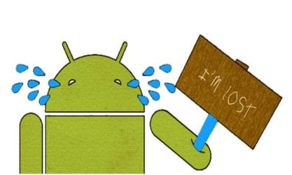 Android handset