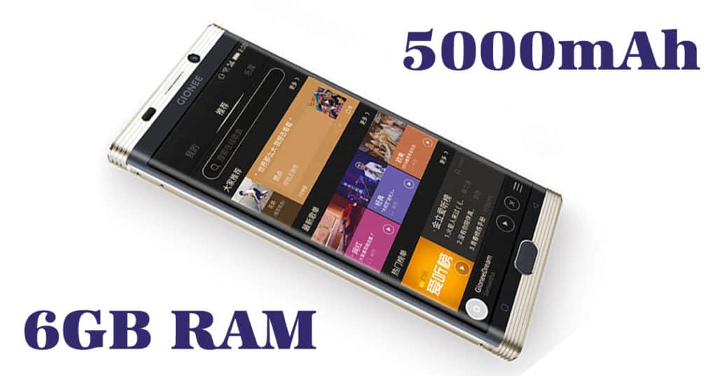 Top 10 Smartphones With 5000mAh Batteries 6GB RAM 16MP Cam