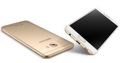 Samsung Galaxy C7 Pro smartphone