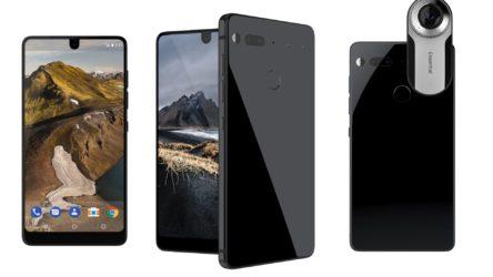 5 bezel-less smartphones