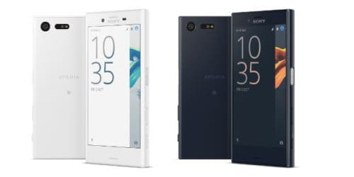 Sony Xperia X vs