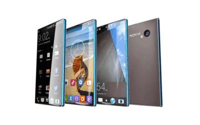 Nokia Swan phones