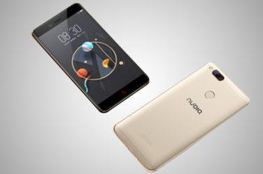 ZTE Nubia Z17 mini phone