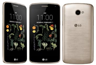 LG Q6 phone