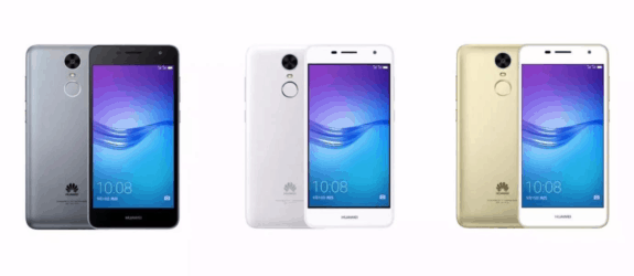 Huawei Enjoy 7 smartphone