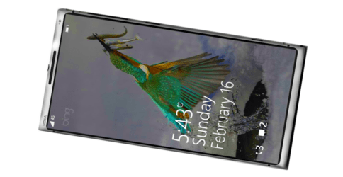 Nokia ZenJutsu smartphone vs