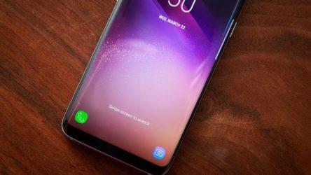 Samsung Galaxy S8 monster