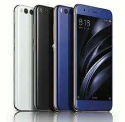 Xiaomi Mi 6 Plus vs